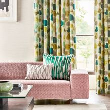 curtains and fabrics